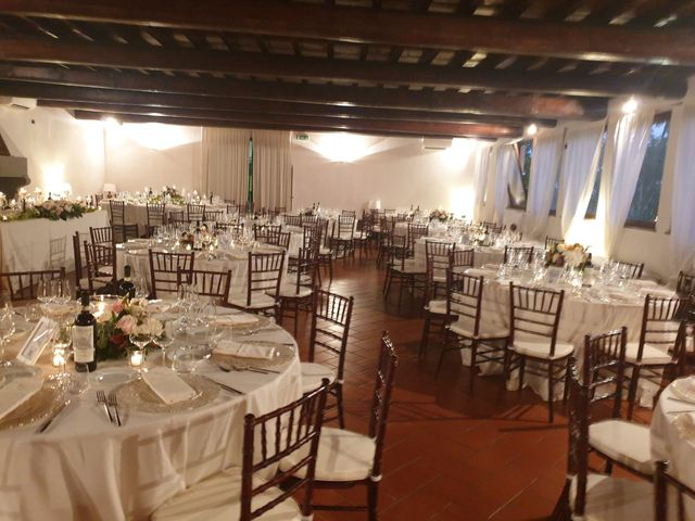 Il matrimonio di Chiara e Cristiano a Reggello, Firenze 6