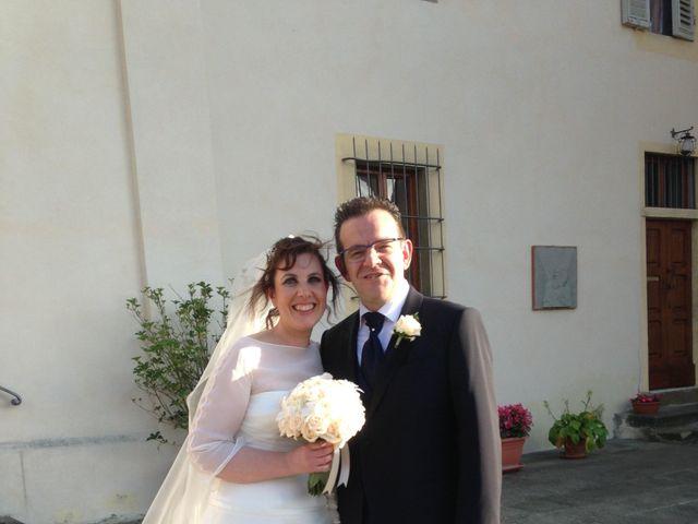 Il matrimonio di Chiara e Cristiano a Reggello, Firenze 7