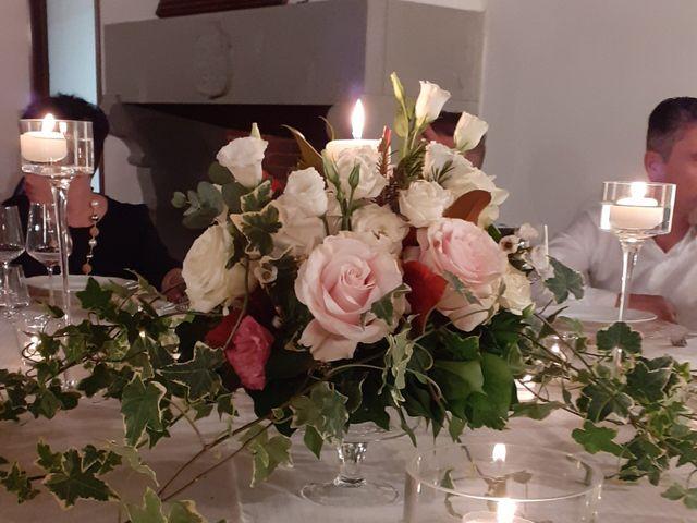 Il matrimonio di Chiara e Cristiano a Reggello, Firenze 11