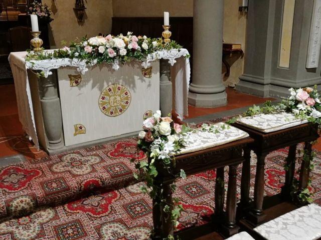 Il matrimonio di Chiara e Cristiano a Reggello, Firenze 18