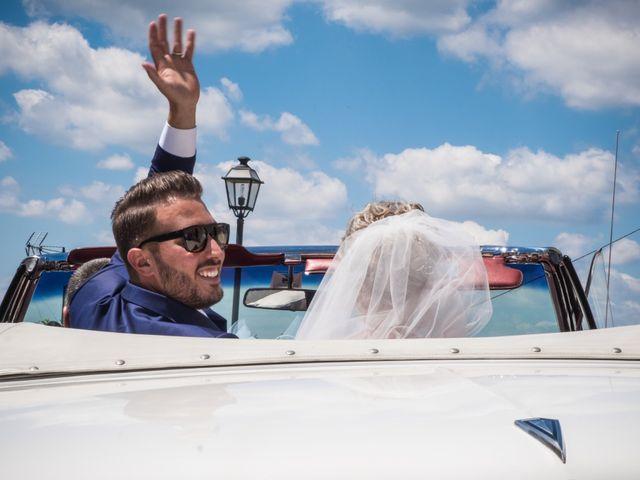 Le nozze di Carlotta e Mattia