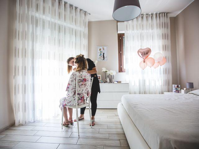 Il matrimonio di Daniele e Chiara a Gallarate, Varese 2
