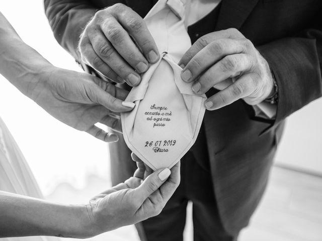 Il matrimonio di Daniele e Chiara a Gallarate, Varese 8
