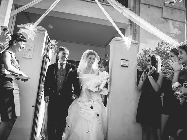 Il matrimonio di Massimiliano e Alba a Cabras, Oristano 22