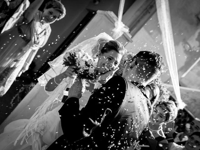 Il matrimonio di Massimiliano e Alba a Cabras, Oristano 23