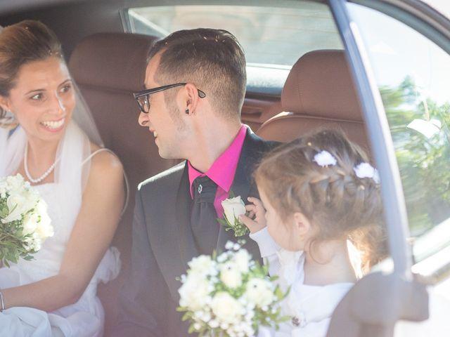 Il matrimonio di Massimiliano e Alba a Cabras, Oristano 25
