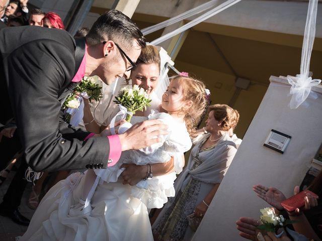 Il matrimonio di Massimiliano e Alba a Cabras, Oristano 26