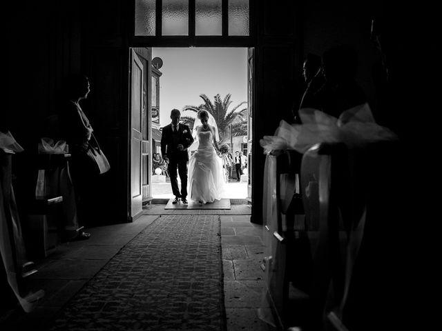 Il matrimonio di Massimiliano e Alba a Cabras, Oristano 29