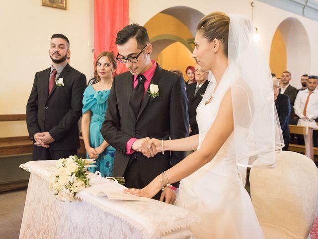 Il matrimonio di Massimiliano e Alba a Cabras, Oristano 32