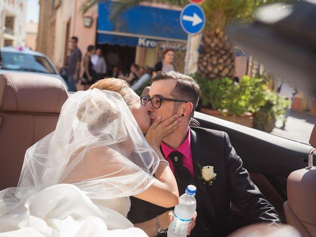 Il matrimonio di Massimiliano e Alba a Cabras, Oristano 45