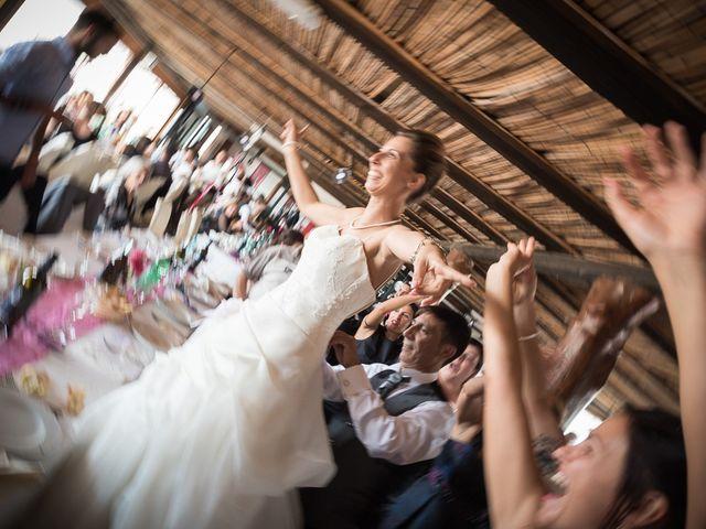 Il matrimonio di Massimiliano e Alba a Cabras, Oristano 55
