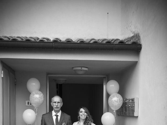 Il matrimonio di Costantino e Sara a Montespertoli, Firenze 20