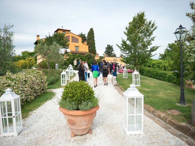 Il matrimonio di Costantino e Sara a Montespertoli, Firenze 21