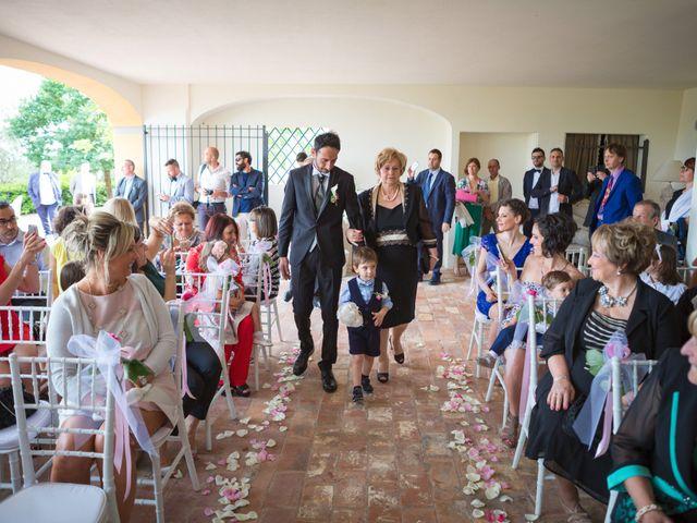 Il matrimonio di Costantino e Sara a Montespertoli, Firenze 24