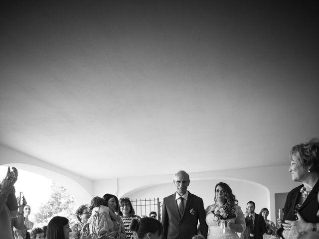 Il matrimonio di Costantino e Sara a Montespertoli, Firenze 27