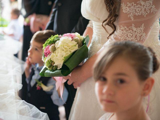 Il matrimonio di Costantino e Sara a Montespertoli, Firenze 28