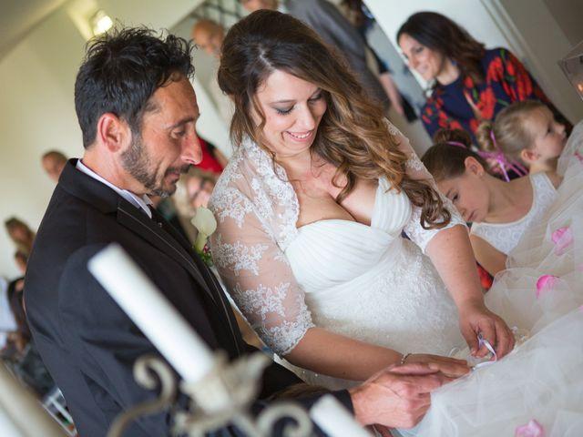 Il matrimonio di Costantino e Sara a Montespertoli, Firenze 30