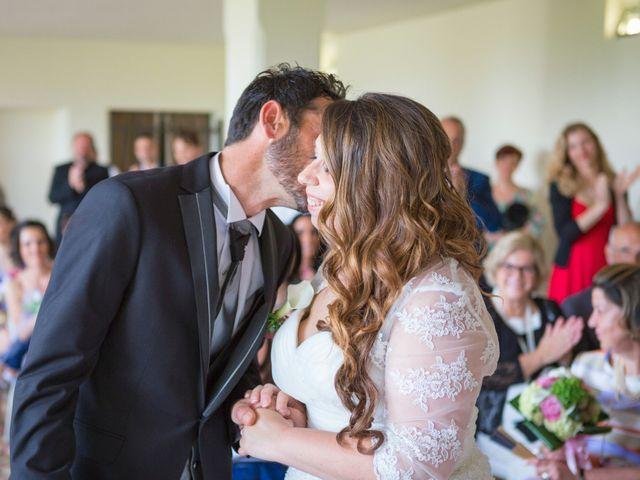 Il matrimonio di Costantino e Sara a Montespertoli, Firenze 33