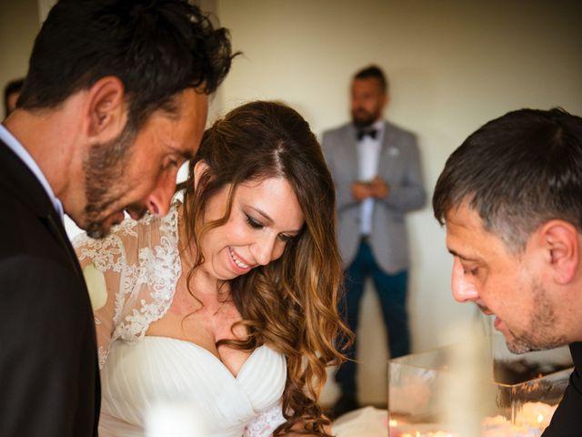 Il matrimonio di Costantino e Sara a Montespertoli, Firenze 34