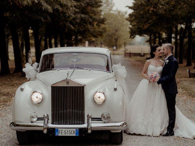Il matrimonio di Alessandro  e Sabrina  a Bazzano, Bologna 19