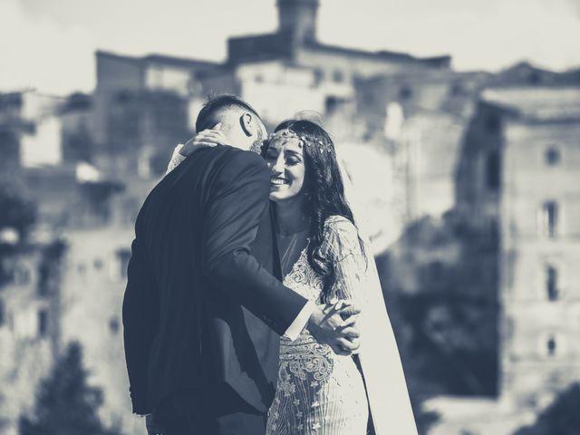 Le nozze di Luigi e Rosanna