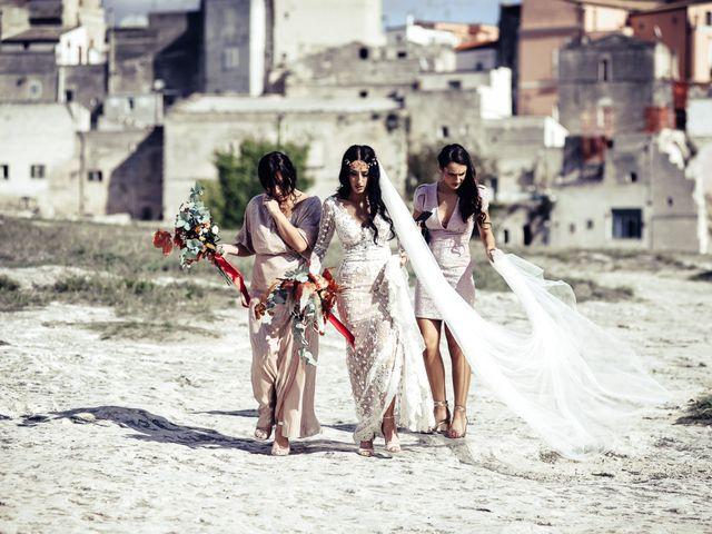Il matrimonio di Rosanna e Luigi a Gravina in Puglia, Bari 16