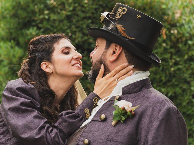 Le nozze di Rita e Emil