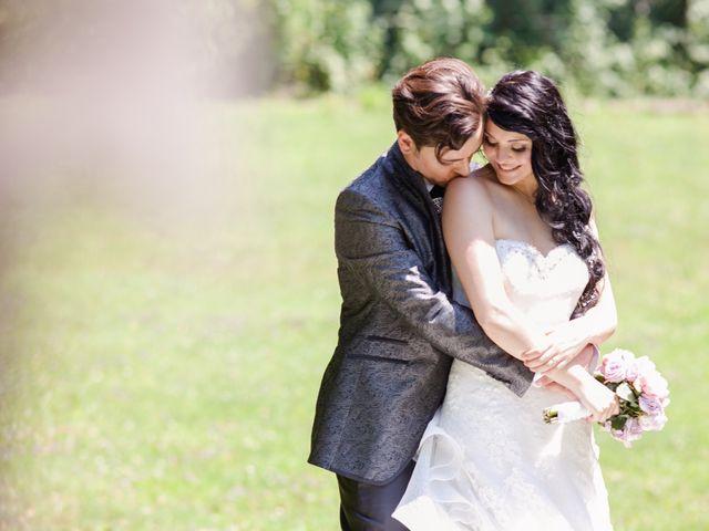 le nozze di Elena e Loris