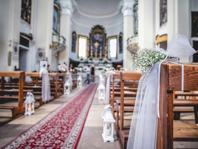 Il matrimonio di Davide e Valentina a Cesena, Forlì-Cesena 33