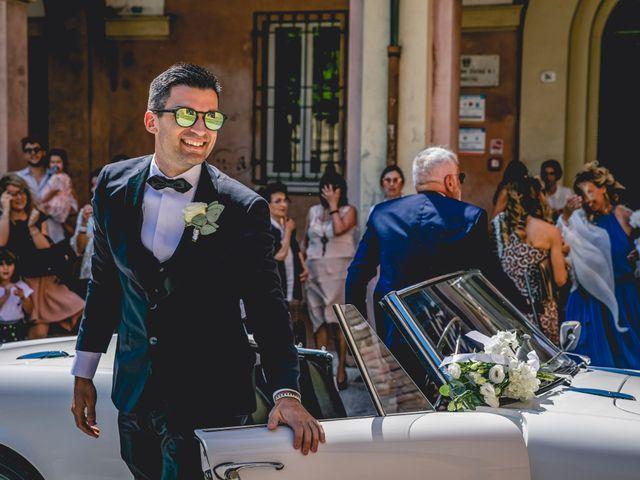 Il matrimonio di Davide e Valentina a Cesena, Forlì-Cesena 36