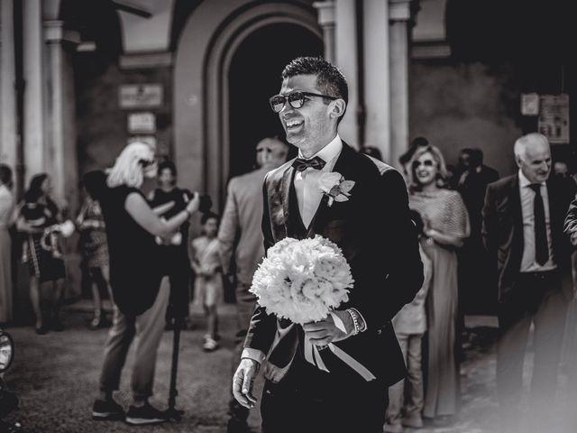 Il matrimonio di Davide e Valentina a Cesena, Forlì-Cesena 38