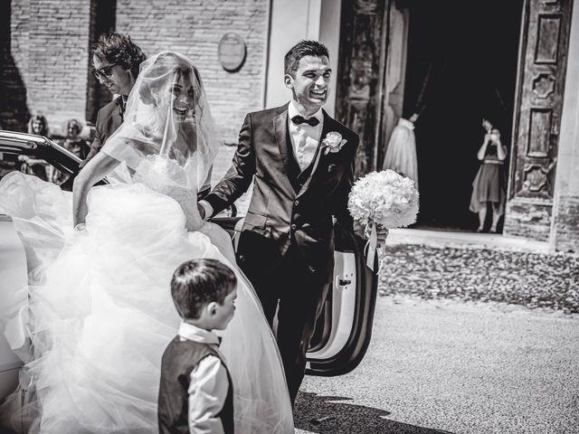 Il matrimonio di Davide e Valentina a Cesena, Forlì-Cesena 39
