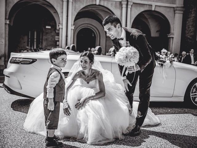 Il matrimonio di Davide e Valentina a Cesena, Forlì-Cesena 40