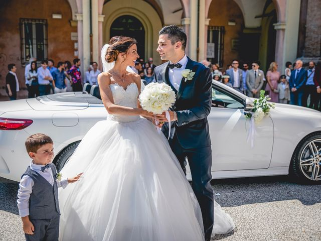 Il matrimonio di Davide e Valentina a Cesena, Forlì-Cesena 41