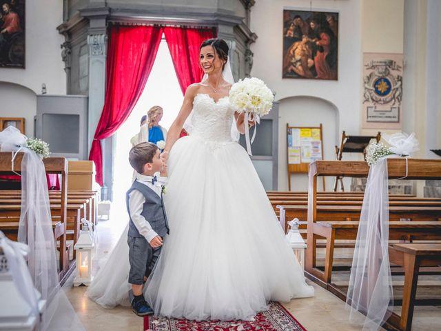 Il matrimonio di Davide e Valentina a Cesena, Forlì-Cesena 43