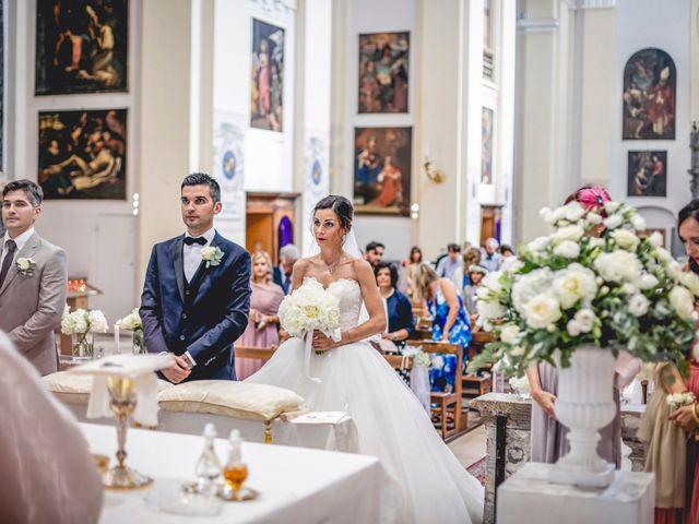 Il matrimonio di Davide e Valentina a Cesena, Forlì-Cesena 45
