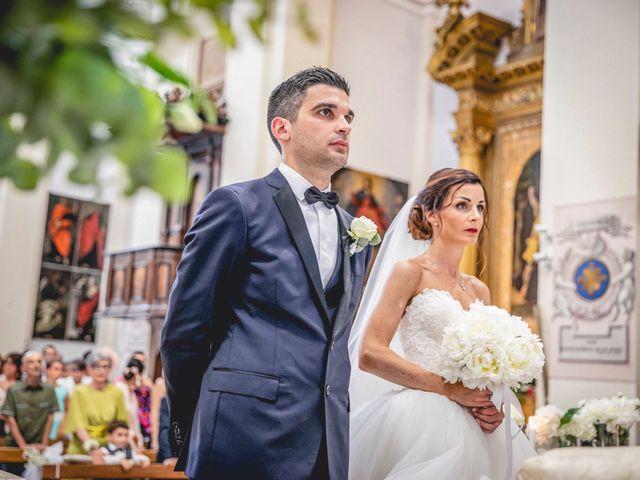 Il matrimonio di Davide e Valentina a Cesena, Forlì-Cesena 46