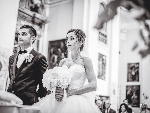 Il matrimonio di Davide e Valentina a Cesena, Forlì-Cesena 47