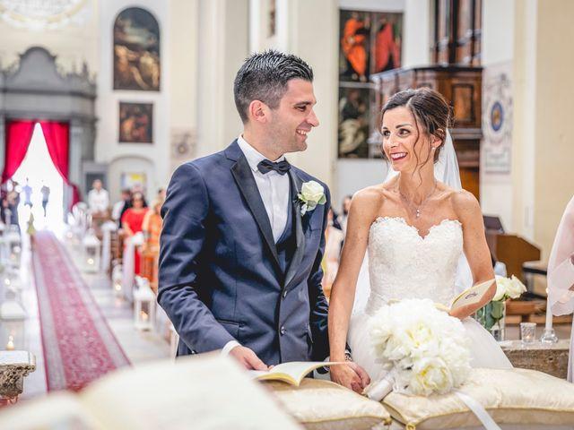 Il matrimonio di Davide e Valentina a Cesena, Forlì-Cesena 50