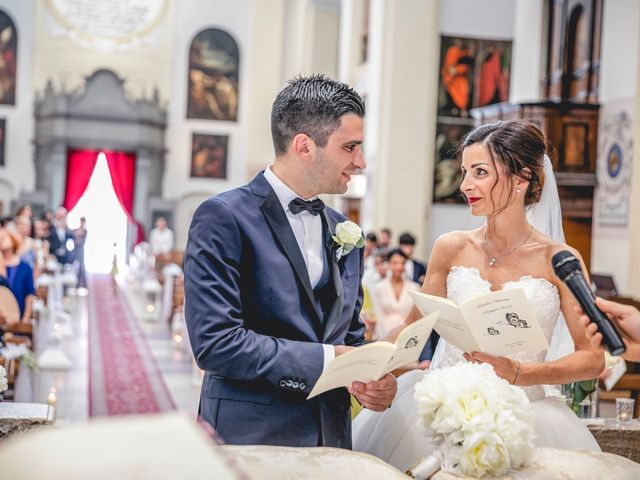 Il matrimonio di Davide e Valentina a Cesena, Forlì-Cesena 51