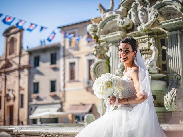 Il matrimonio di Davide e Valentina a Cesena, Forlì-Cesena 61