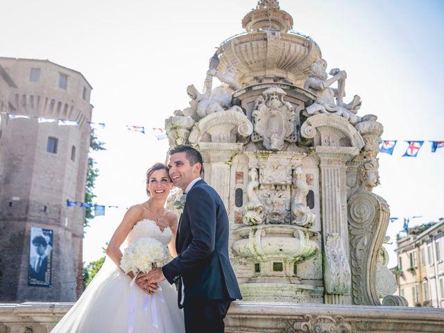 Il matrimonio di Davide e Valentina a Cesena, Forlì-Cesena 65
