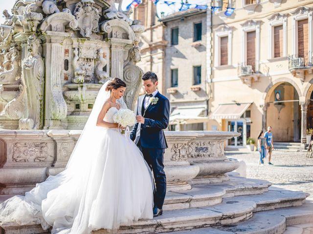 Il matrimonio di Davide e Valentina a Cesena, Forlì-Cesena 66