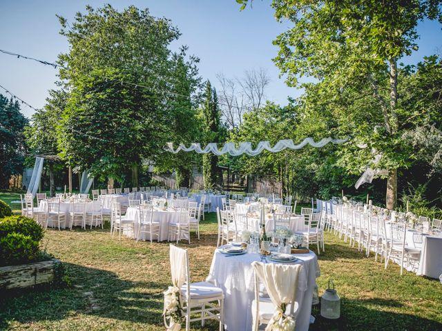 Il matrimonio di Davide e Valentina a Cesena, Forlì-Cesena 69