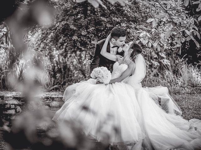 Il matrimonio di Davide e Valentina a Cesena, Forlì-Cesena 78