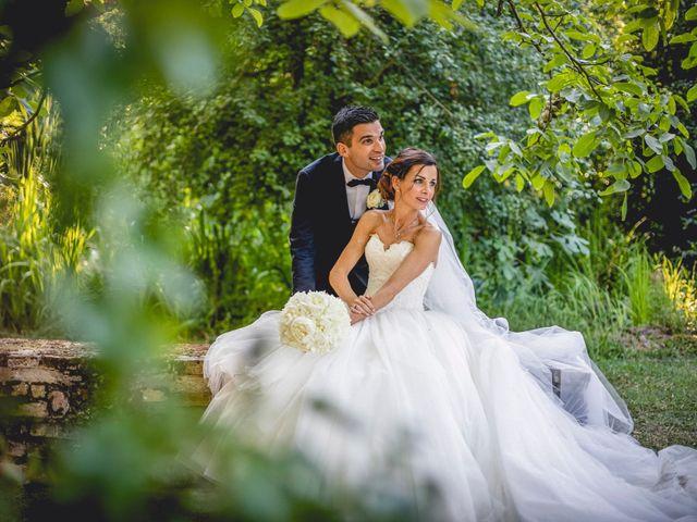 Il matrimonio di Davide e Valentina a Cesena, Forlì-Cesena 79