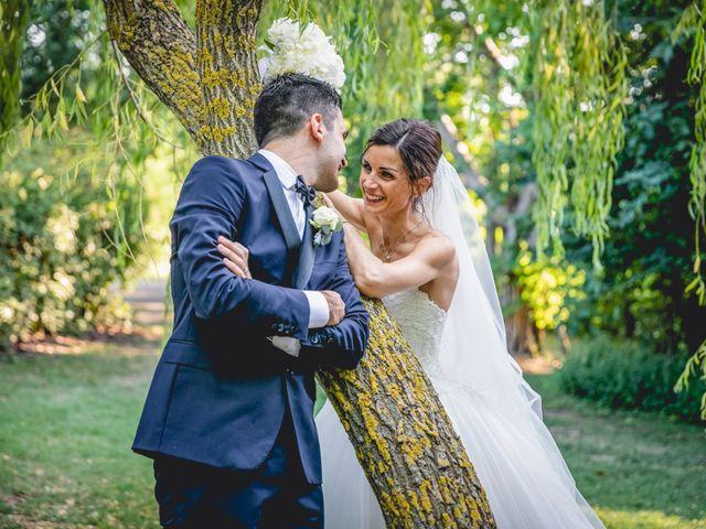Il matrimonio di Davide e Valentina a Cesena, Forlì-Cesena 80