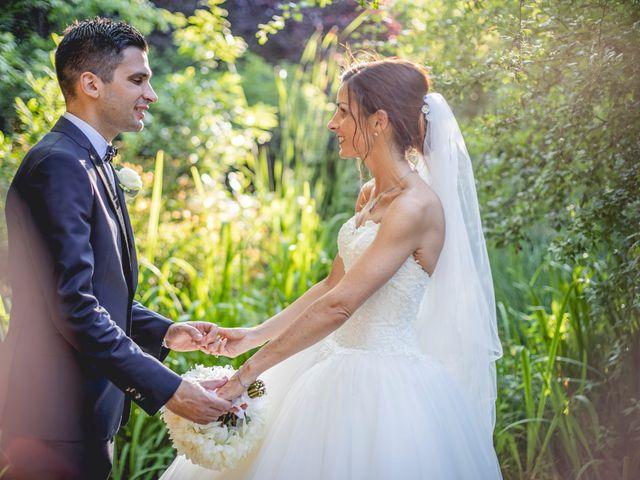 Il matrimonio di Davide e Valentina a Cesena, Forlì-Cesena 82