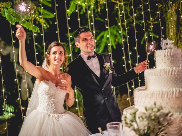 Il matrimonio di Davide e Valentina a Cesena, Forlì-Cesena 92