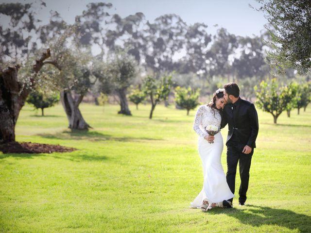 Le nozze di Isacco e Iolanda